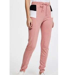 NEW Wildfox Sport Raina Jogger Sweatpants